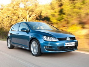 Чип тюнинг Volkswagen Golf 2.0 TDI CR chiptuning Фольксваген Гольф 2.0 дизель