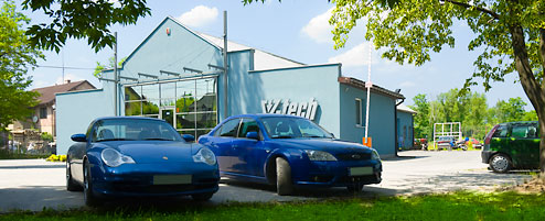 Офис компании V-tech