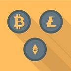 Принимаем к оплате криптовалюту Bitcoin Ethereum Litecoin