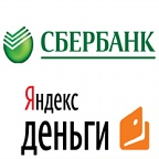 V-techtuning Сбербанк Яндекс Деньги